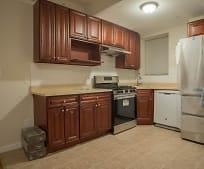 Kitchen, 411 Broadway