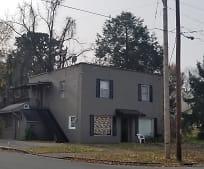 Building, 204 E I St
