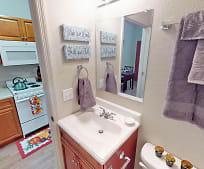Bathroom, 841 E Central Ave