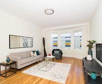 Living Room, 1001 E Byrd St
