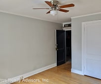 Bedroom, 1630 Pennsylvania St