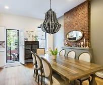 Dining Room, 519 Putnam Ave