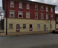 Building, 101 Queen St