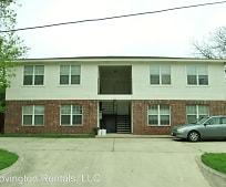 Building, 415 E 4th Ave
