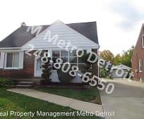 15729 Aster Ave, Allen Park, MI
