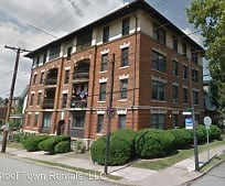 571 Coal St, Wilkinsburg Senior High School, Wilkinsburg, PA