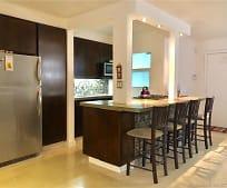 Kitchen, 301 Jefferson Ave