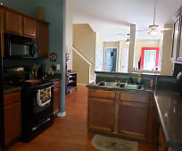 Kitchen, 124 Meadowbrook Ln