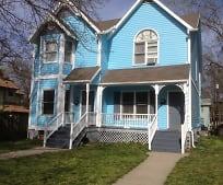 Building, 826 Maine St