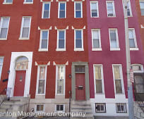 Building, 806 N Fulton Ave