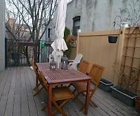 Patio / Deck, 75 St Marks Pl