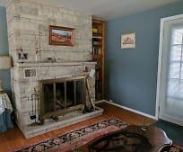 Living Room, 215 W Cass St