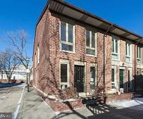 Building, 424 S Hanover St