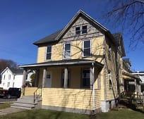 Building, 1 Franklin St