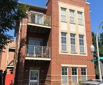 Building, 3540 S Dearborn St