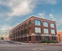 Building, 733 SW Washington St