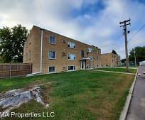 Building, 814 N Winsor St