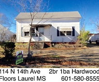 114 N 14th Ave, Laurel, MS