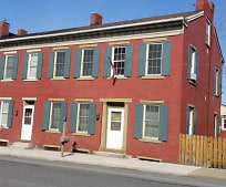 Building, 20 W Market St