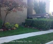 Community Signage, 420 Highland Ave