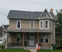 Building, 409 E Howard St