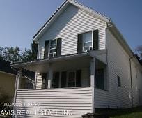 Building, 413 S Highland St