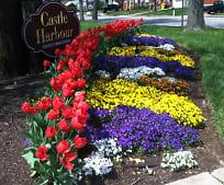 Community Signage, 1108 Castle Harbor Way