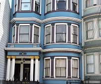 534 Clayton St, Haight Ashbury, San Francisco, CA