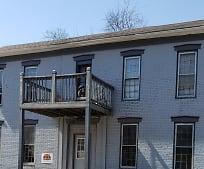 Building, 116 N 13th St