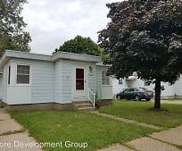 Building, 518 E 38th St