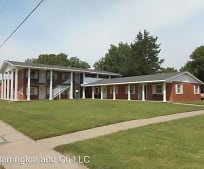 523 Chestnut St, Halstead, KS