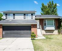 Building, 2868 W 4375 S