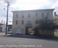 Building, 125 W Burke St