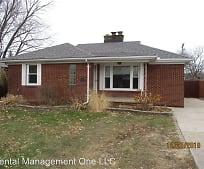 Building, 28100 Little Mack Ave