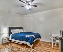 Bedroom, 150 N Soto St