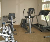 Fitness Weight Room, 20721 Olympic Pl