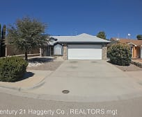 12453 Robert David Dr, Montwood Heights, El Paso, TX