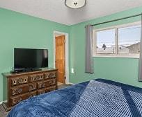 Bedroom, 407 Shield Rd