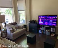 Living Room, 929 W 35th Pl