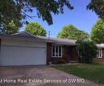 1315 E Richmond St, Southside, Springfield, MO