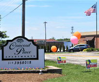Community Signage, 11546 Concord Village Ave