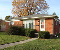 3212 Salem Dr, Richard C Hedke Elementary School, Trenton, MI