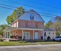 Building, 510 E Mt Vernon St