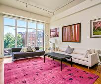Living Room, 505 Tremont St