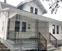 437 Crown Ave, Thurgood Marshall High School, Dayton, OH
