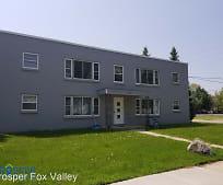 201 E Cecil St, Wilson Elementary School, Neenah, WI