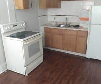 Kitchen, 1307 Monroe St
