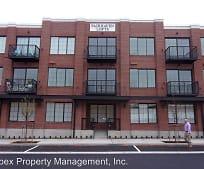 Building, 1300 McKenzie Ave