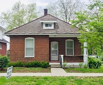 Building, 703 Pendleton Ave