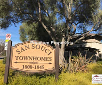 Community Signage, 1008 San Souci